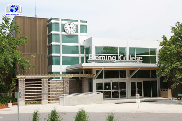 fleming college du học canada